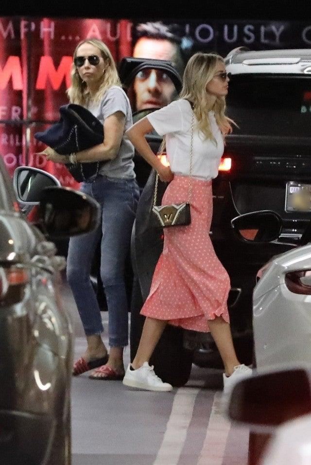 Image result for POST-BREAKUP MILEY CYRUS & MOM LUNCH