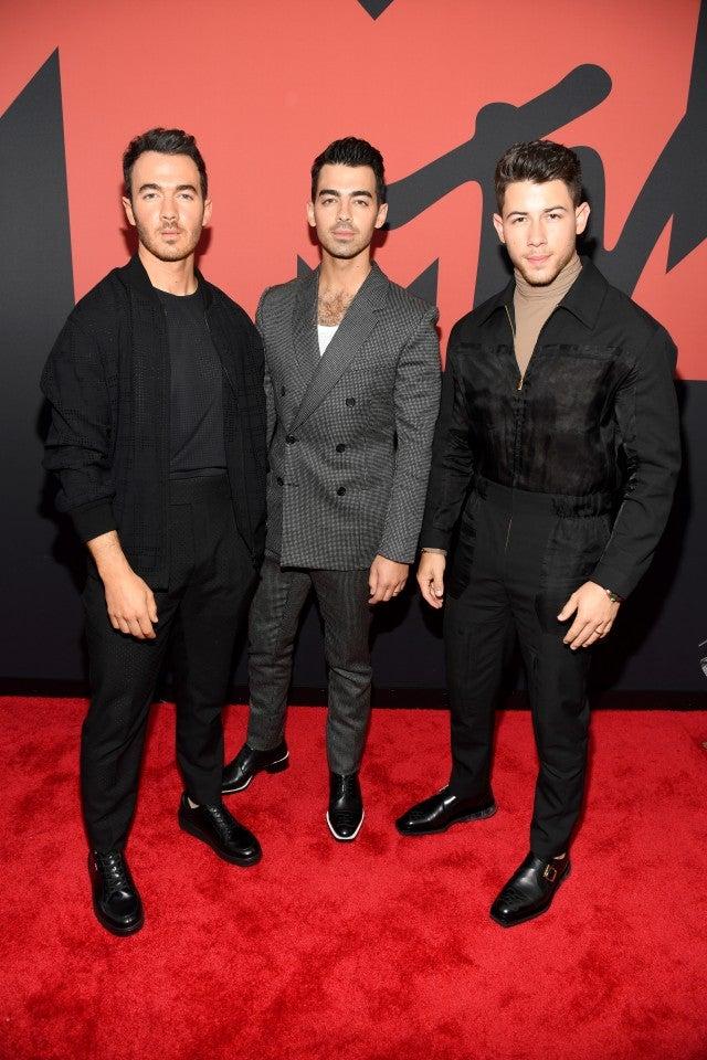 Jonas Brothers 2019 MTV VMAs