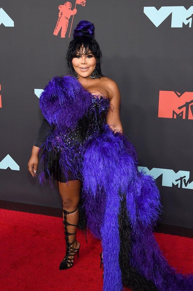 Lil Kim at VMAs