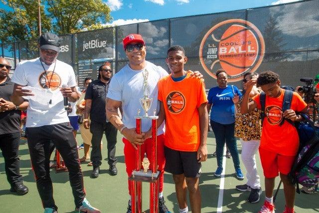 LL Cool J basketball tournament