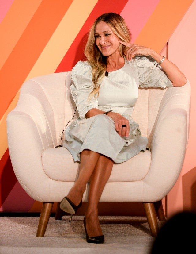 sjp at #BlogHer expo