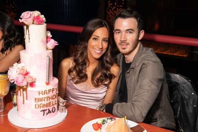 danielle jonas birthday