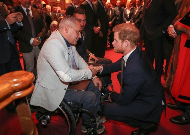 Prince Harry Steps Out to Celebrate a Very Special Anniversary…Without Meghan