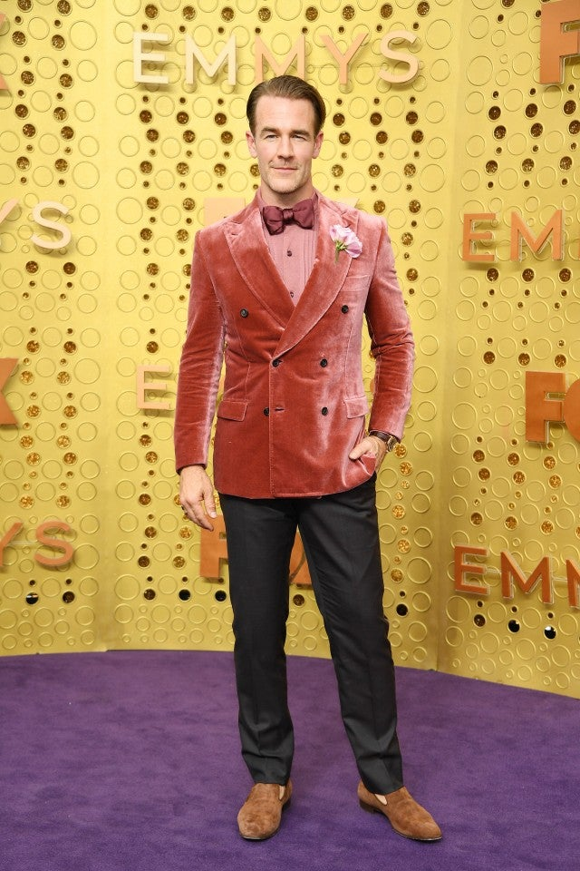 James Van Der Beek at the 71st Emmy Awards