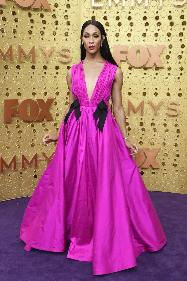 Mj Rodriguez at the 71st Emmy Awards