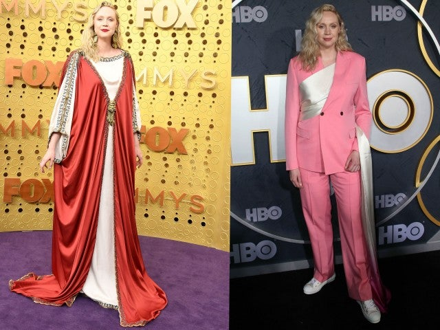 Gwendoline Christie Emmys 2019 after party look