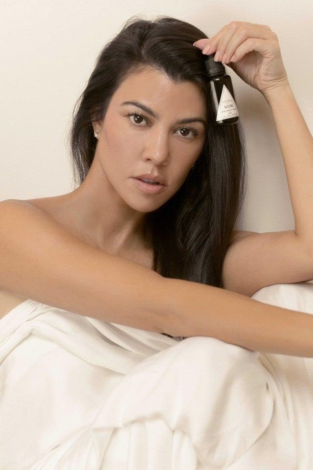 Kourtney Kardashian Poosh x Kora Skincare serum