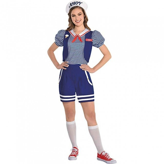 Party City Robin Scoops Ahoy Costume