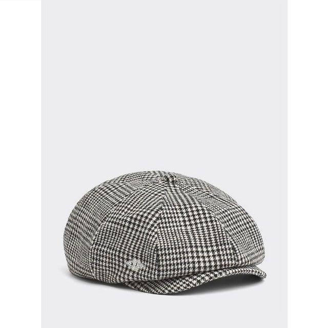 Tommy x Zendaya Houndstooth Check Paperboy Hat