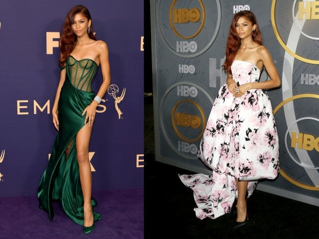 Zendaya Emmys 2019 after party look