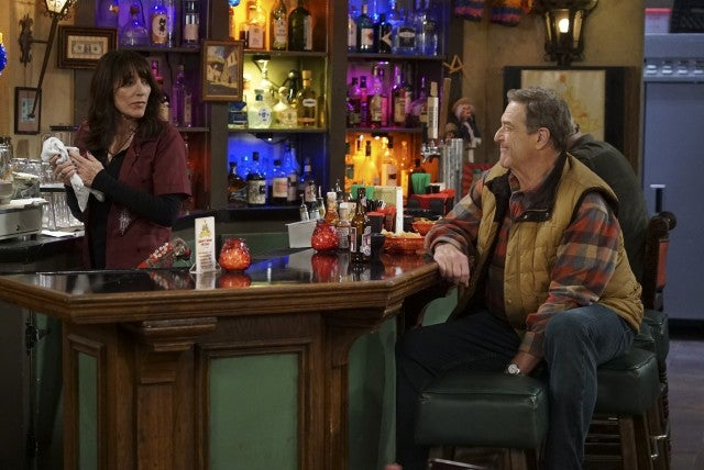 the conners - katey sagal, john goodman