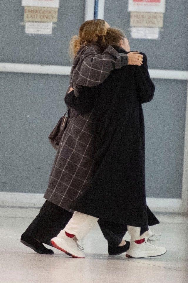 Mary-Kate Olsen Ashley Olsen