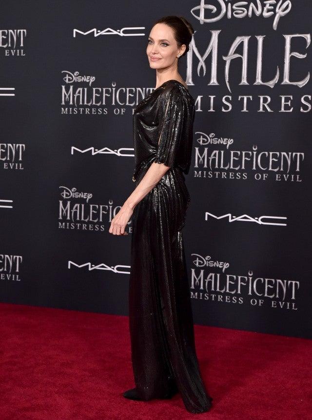 Angelina Jolie Says Her Kids Help Her Return To Myself As