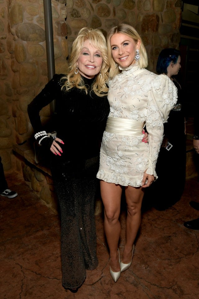 Julianne Hough Says Her Mission In Life Is To Give Dolly
