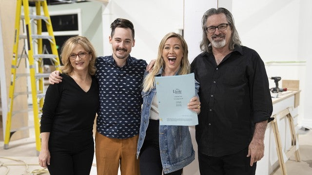 The entire Lizzie McGuire family will return for Disney Plus reboot