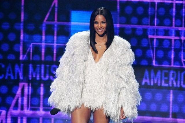 Ciara er værtinde til American Music Awards