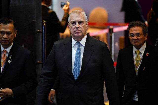 Prince Andrew quits as University of Huddersfield chancellor