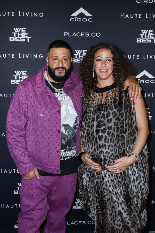 dj khaled and wife nicole joint birthday