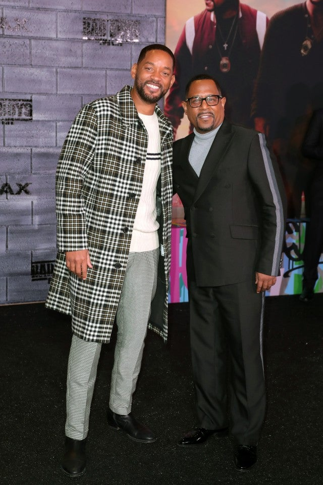 Will Smith Martin Lawrence Bad Boys For Life Premiere