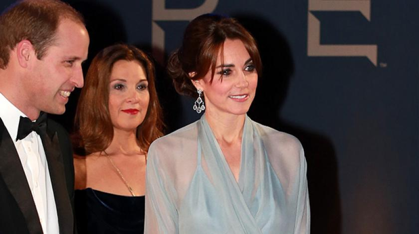 Kate Middleton Crowns Herself With Princess Diana's ...