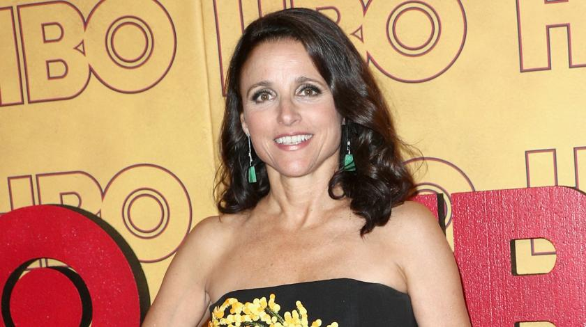Julia Louis Dreyfus HBO Party Emmys 2017