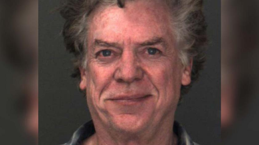 Christopher McDonald Booking Photo