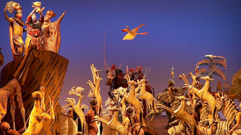 The Lion King Turns 20 How The Disney Musical