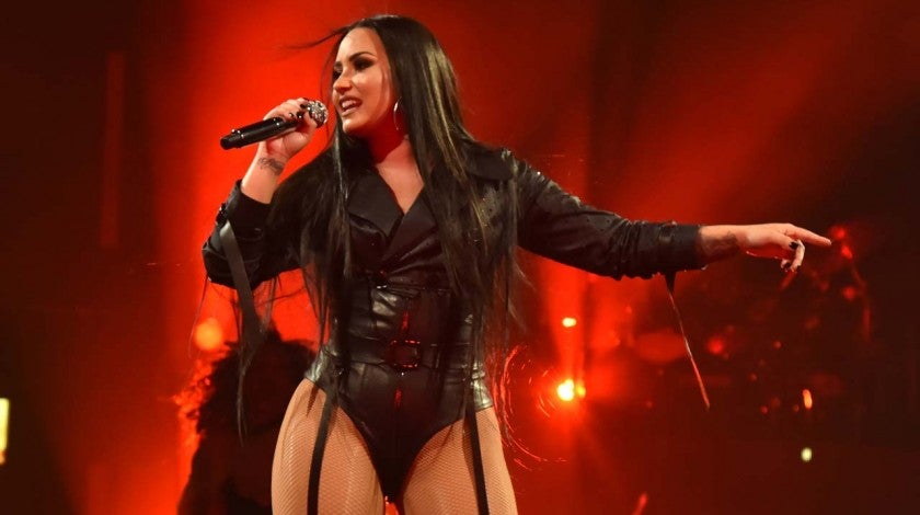 Demi Lovato kicks off her Tell Me You Love Me Tour in San Diego on Feb. 26, 2018