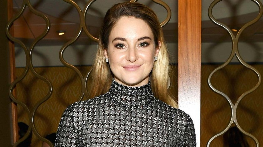 Shailene Woodley at HBO's 2018 Golden Globes After Party in Los Angeles