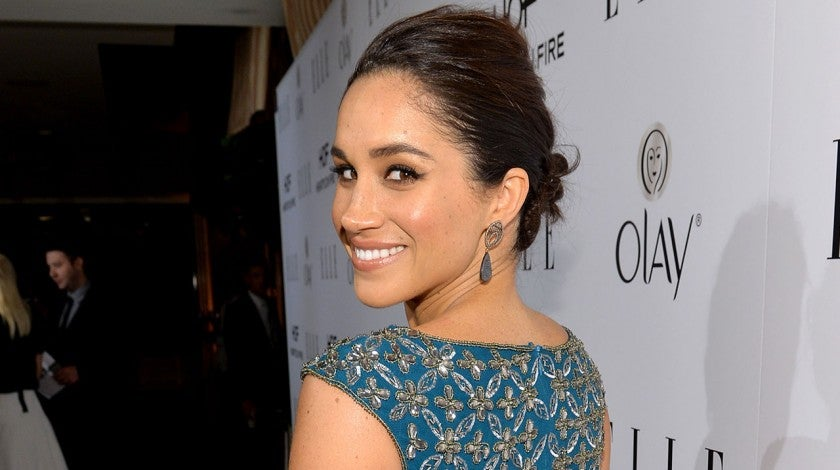 Meghan Markle in 2014