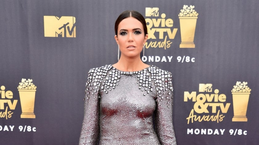 Mandy Moore 2018 MTV Movie & TV