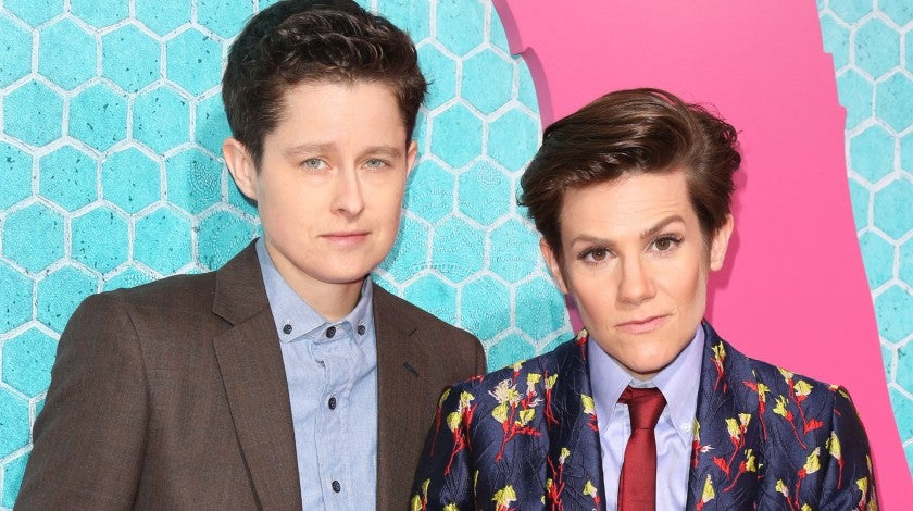 Rhea Butcher and Cameron Esposito