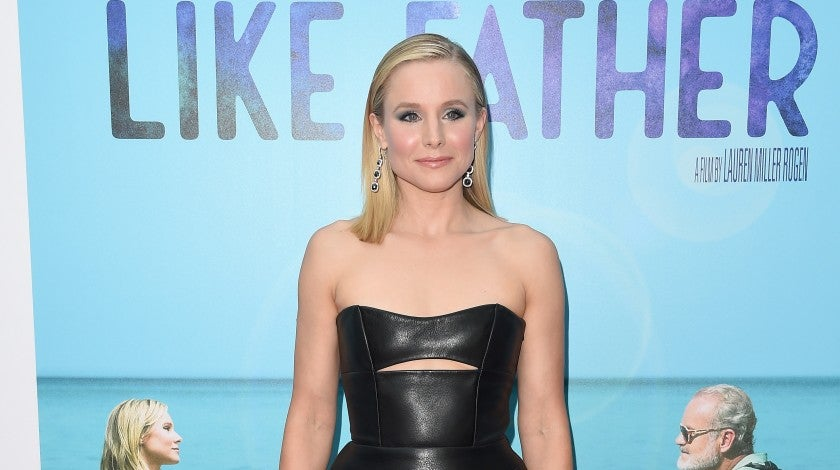 Kristen Bell 'Like Father' premiere ArcLight Hollywood