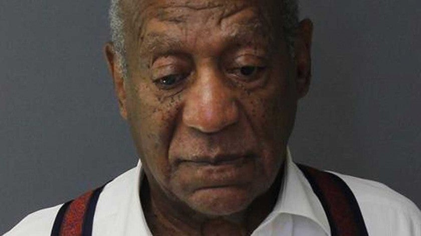 Bill Cosby Mugshot from Sept. 25, 2018