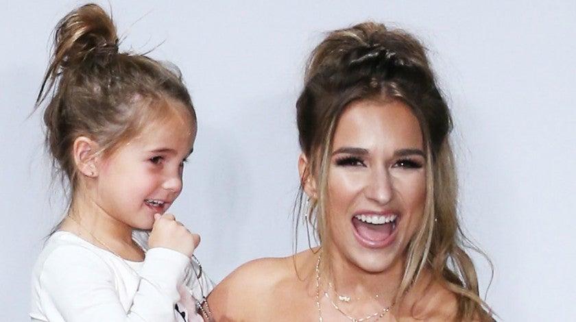 Jessie James Decker Daughter