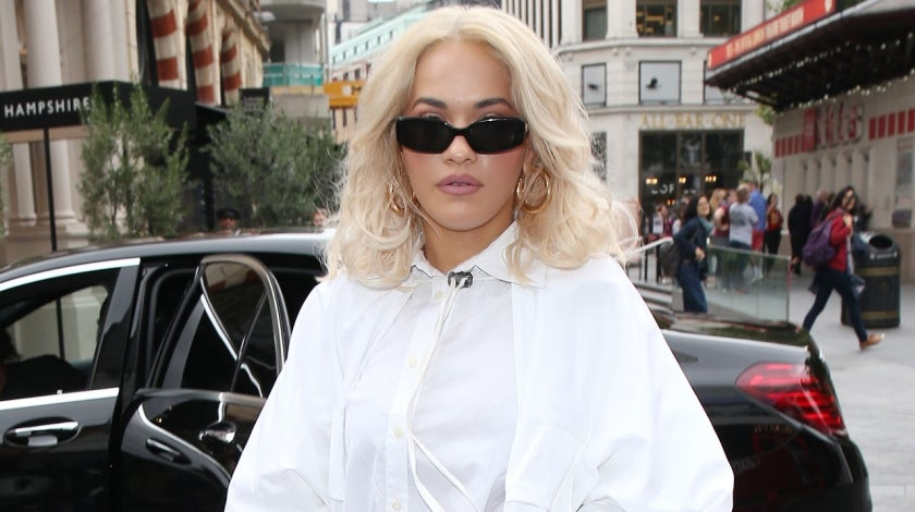 Rita Ora in London