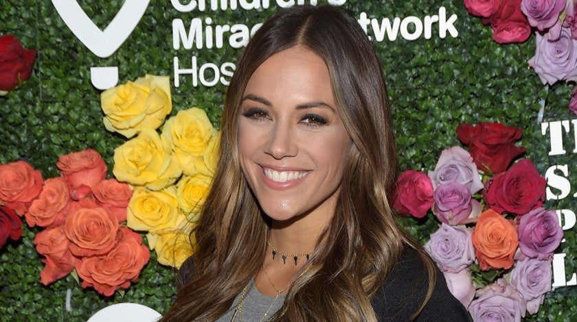 Jana Kramer in October 2018