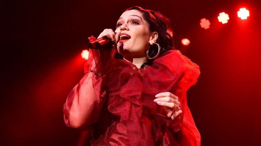 Jessie J on tour in Atlanta
