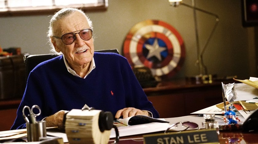 Stan Lee in Fresh Off the Boat