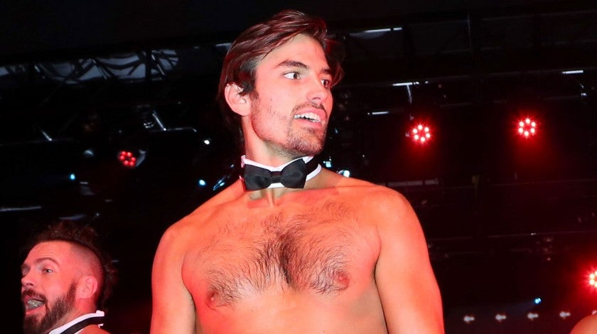 Jared Haibon in Chippendales