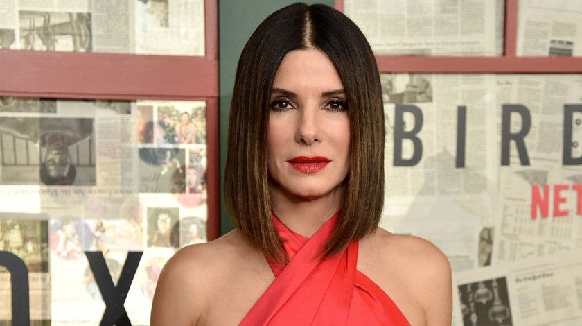 Sandra Bullock at Bird Box premiere