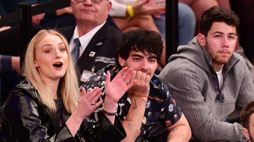 Nick Jonas Sophie Turner Joe Jonas