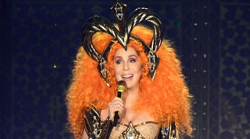 Cher on tour in Florida