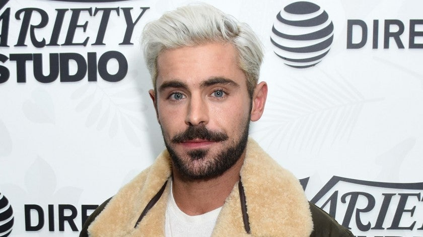Zac Efron at Sundance 2019