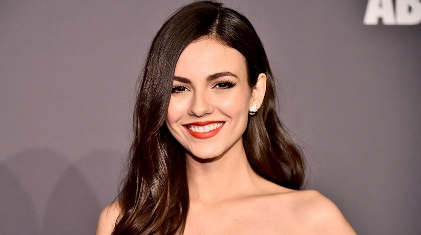 Victoria Justice at the amfAR New York Gala 2019