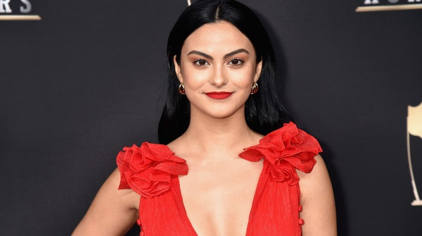Camila Mendes at nfl honors 2019