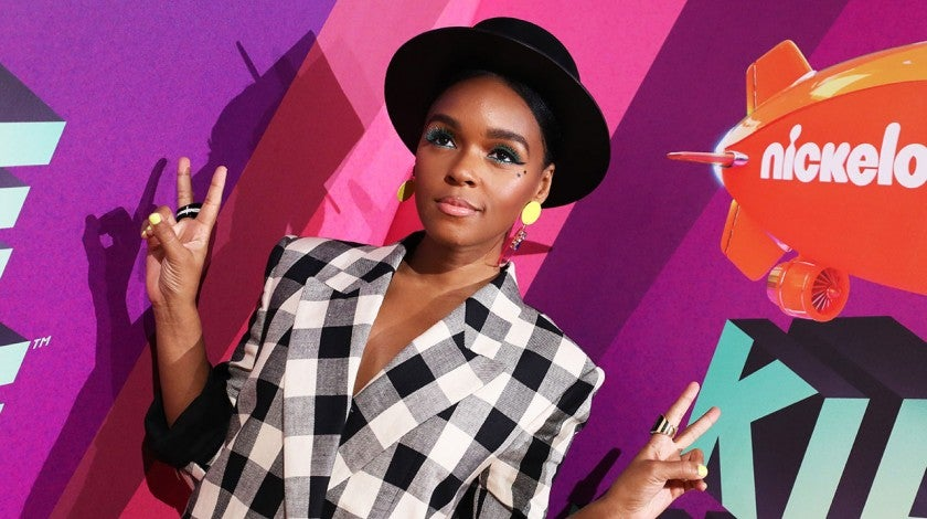 Janelle Monae at kcas 2019