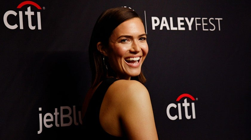Mandy Moore at paleyfest la 2019