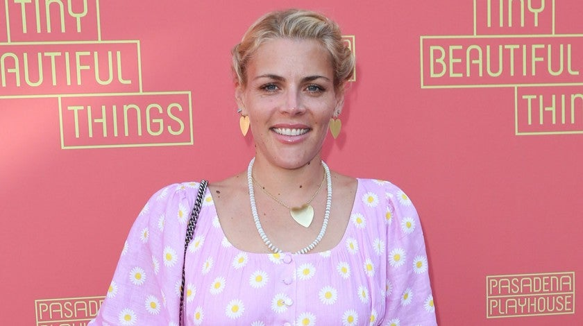 Busy Philipps at pasadena playhouse