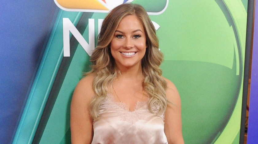 Shawn Johnson in 2017